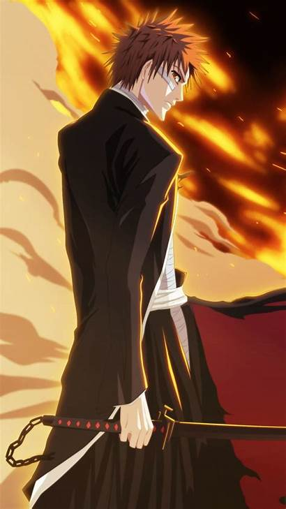 Ichigo Bleach Kurosaki Wallpapers Mad Kecbio Anime