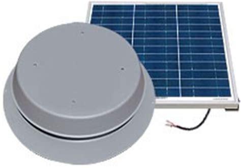 Solar Powered Garage Fan by 50 Watt Solar Attic Fan 1 Cool My Garage