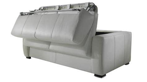 canap 233 lit en cuir 2 places couchage 120 cm tarif usine