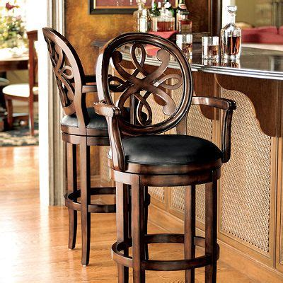 kristina swivel bar stool  httpwwwfrontgatecom