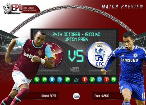 West Ham vs Chelsea Preview   Team News, Key Men and Stats ...