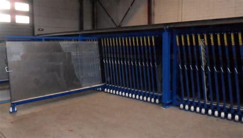 metal sheet rack vertical eurostorage storage sheets  profiles