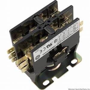 Contactor Double Pole 120 Volt  30 Amp