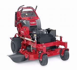 74534, Toro, 36, U0026quot, Grandstand, Commercial, Mower, With, Turbo, Force, Deck, Do