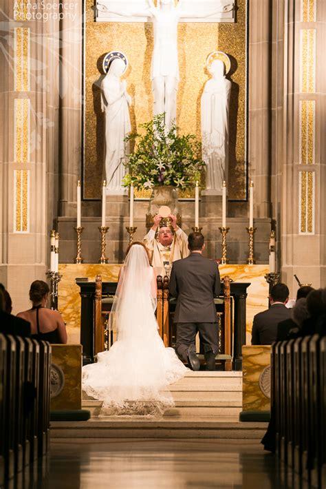 katie jordans wedding cathedral  christ  king