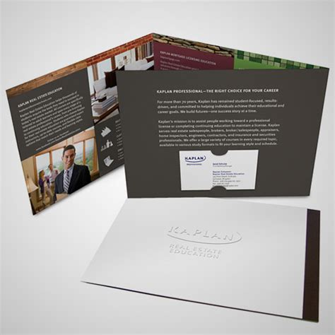 Best Real Estate Brochure Design A Collection Of Effective Real Estate Brochure Designs And
