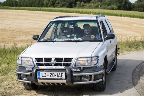 Subaru Forester Driver Maxes Out Odometer At 1 Million