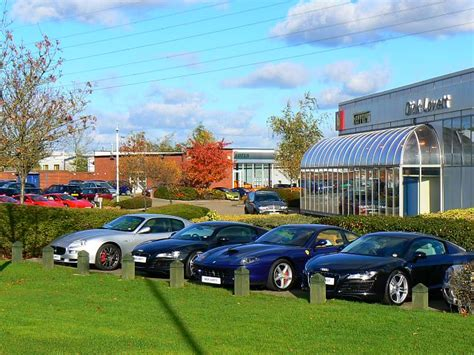 Filesports Car Dealership, West Swindon Geographorguk