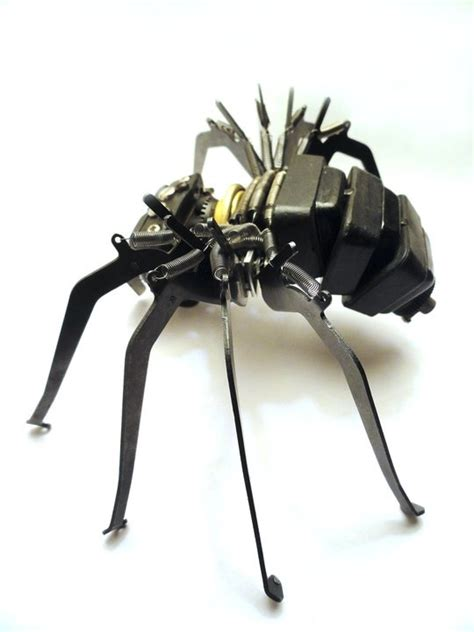 Awesome Typewriter Assemblage Sculptures by Awesome Typewriter Assemblage Sculptures Futura Home