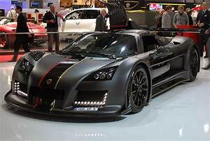 Fast Cars: Gumpert Apollo Top Sports Car