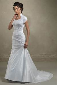modest wedding dresses for the modern times aelida With modest mermaid wedding dresses