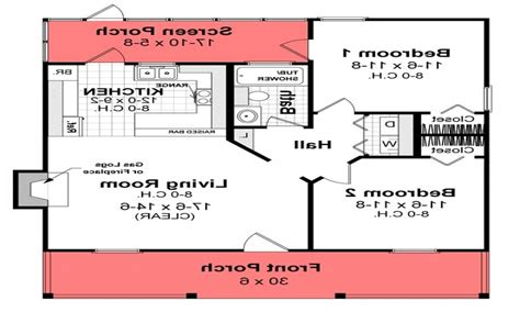 Home Design 800 Square Feet : House Plans For 800 Sq Ft