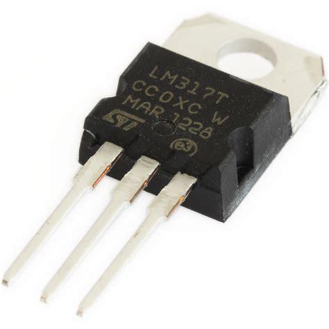 Lmt Adjustable Voltage Regulator Protostack