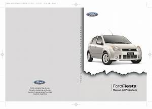 Ford Fiesta 2007 Manual Fiesta Pdf Diagramas De Autos