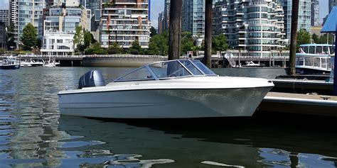 Fishing Boat Rental Vancouver by Vancouver Boat Rental Rates Boat Rentals Vancouver From
