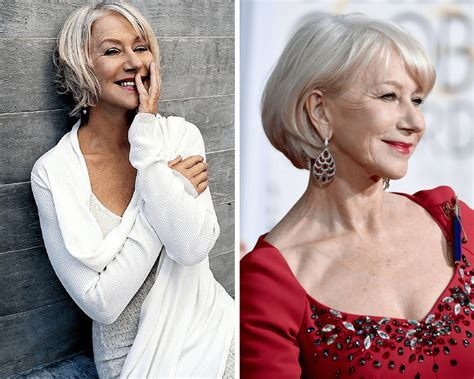 Gorgeous Haircuts for Women Past 70 in 2020 Older women