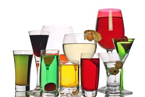 alcoholic drinks study suggests why alcohol is addictive mental healthy