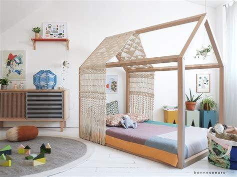 deco de chambre a faire soi meme où trouver un lit cabane joli place