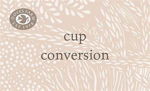 Grams To Pounds Conversion Chart Us Cups Conversion Table