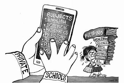 Editorial Philippines Education Articles Cartooning Filipino Editoryal