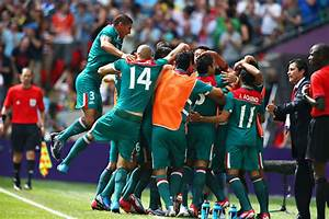Mexico Wins Soccer Gold Medal - The New York Times