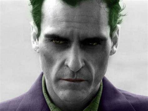 Es Oficial Joaquin Phoenix Es El Nuevo Joker Del Cine