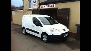 2010 Peugeot Partner Se L1 625 1 6 Petrol Review