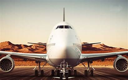 747 Boeing Lufthansa Airport Wallpapers Airliner Background