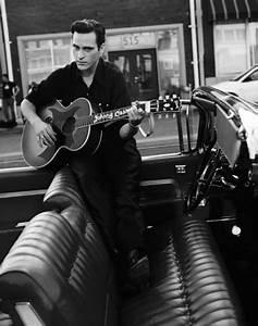 Walk The Line images Joaquin Phoenix as Johnny Cash ...