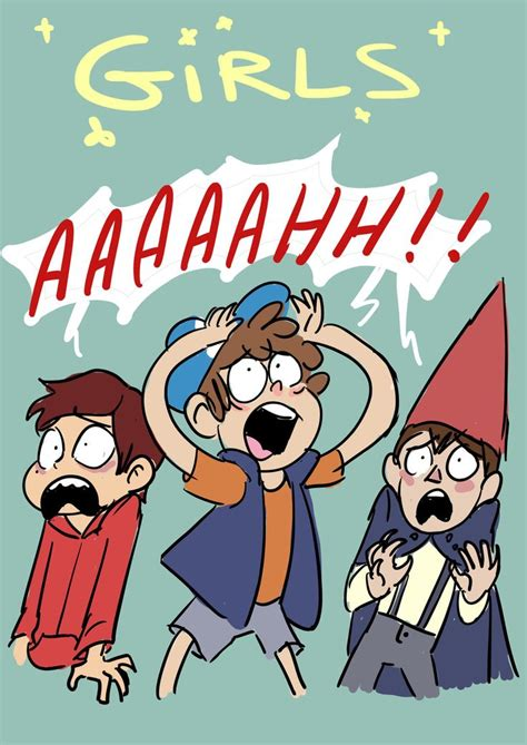 Image result for wirt x dipper Star vs the forces of