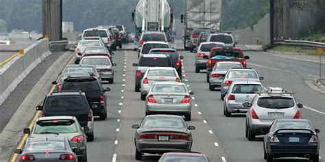 Ten Things You Should Know About Driving This Long Weekend