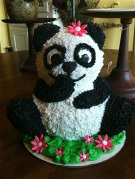 panda bear cake   cakes  cupcakes   ears