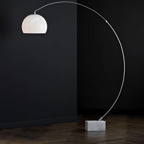 Bogenstehleuchte Stehlampe Bogenleuchte Standlampe