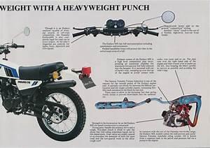 Wiring Diagram Yamaha Dt 125