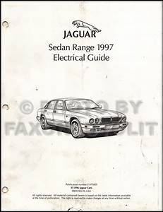 1989 Jaguar Xj6 Electrical Guide Wiring Diagram Original