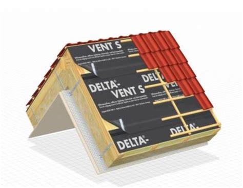 delta vent s plus ecran de sous toiture hpv delta 174 vent s plus 1 5 x 50 m doerken ecrans de sous toiture