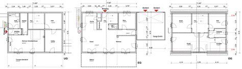 Grundriss Haus Am Hang by Haus Bergham Fertighaus Keitel Avec Haus Hanglage
