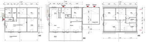 Grundriss Haus Hanglage by Haus Bergham Fertighaus Keitel Avec Haus Hanglage
