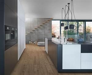 Leicht Küchen Fronten : einbauk che leicht k chen stilpunkte ~ Markanthonyermac.com Haus und Dekorationen