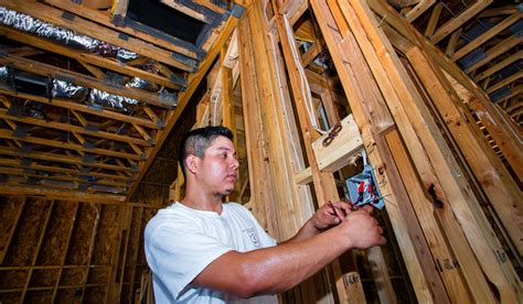 electrician electrical service residential houston