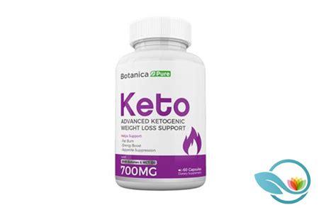 botanica pure keto safe  effective results