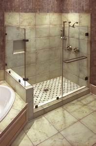 Neue Dusche Einbauen : dusche ebenerdig einbauen anleitung zum fachgerechten einbau ~ Michelbontemps.com Haus und Dekorationen