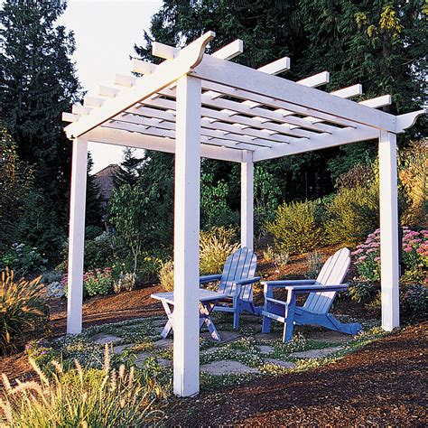 How To Build A Lattice Trellis Arbor Ideas Sunset