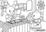Sylvanian Families Coloriage Restaurant Mer Bord Dessin Coloriages Animaux Coloring Colouring Colorier Ausmalen Malvorlagen Kitty Ausmalbilder Colorir Luxueux Desenhos Dans sketch template