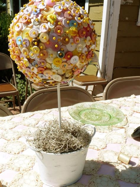 Vintage Cute as a Button Baby Shower