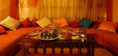 moroccan style home decorating colorful  sensual home
