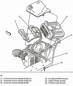 1996 Chevy Cavalier Pcm Wiring Harness Diagram  Harness  Auto Wiring Diagram