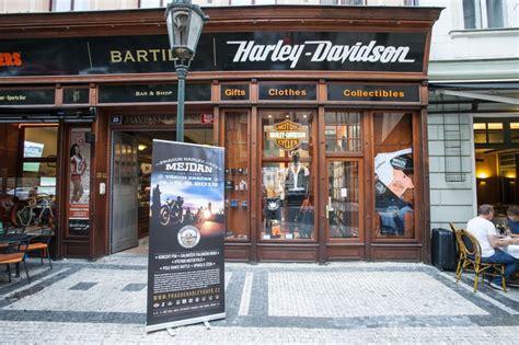 Harley Davidson Shop by Harley Davidson 174 Downtown Shop Prague Harley Davidson 174 Praha