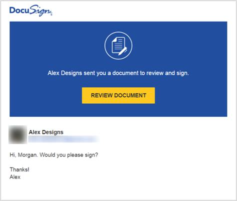 sign  docusign document docusign support center