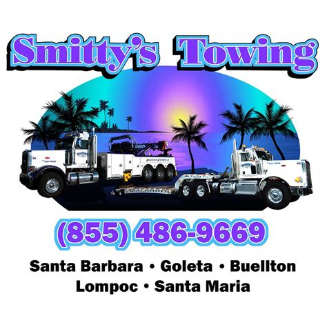 Smitty's Towing, Santa Maria California (ca